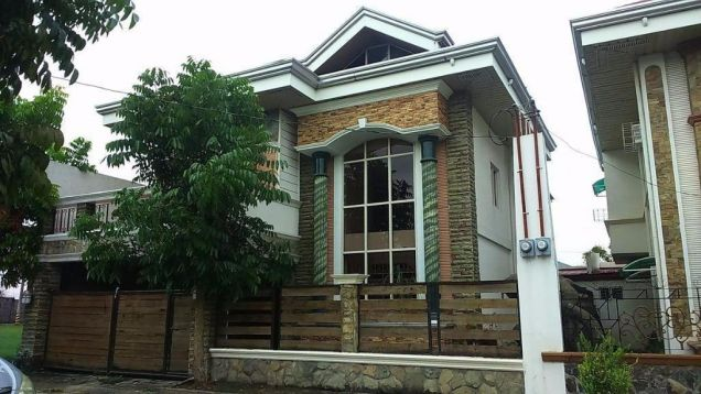 For Rent Unfurnished House In Angeles City Near Marquee Mall - 1