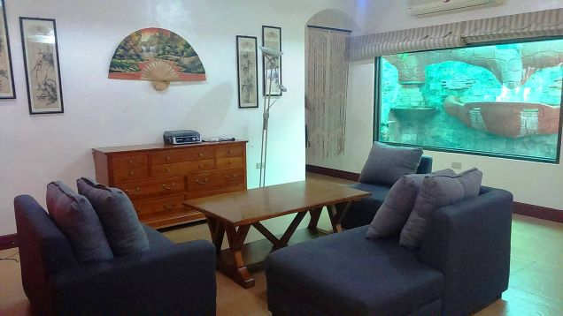 4Bedroom W/Pool   Furnished House & Lot For RENT In Friendship Angeles City Near To Clark... - 1