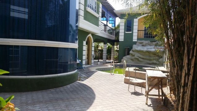6Bedroom W/Private Swimmingpool House & Lot For RENT In Angeles City.. - 9