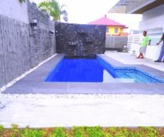 Furnished House with swimming pool for rent - 80K - 2