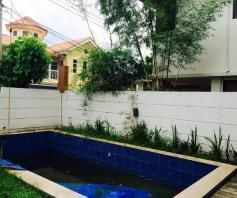 3 Bedroom Modern House and Lot with Pool for Rent in Angeles City - 1