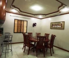 Semi Furnished 6 Bedrooms House and Lot for Rent in Villasol Subd - 0