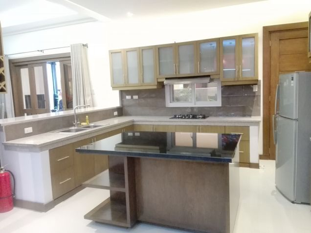 Newly Built House with elegant Furniture for rent - 95K - 6
