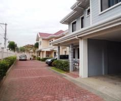 2 storey House and Lot for Rent in Angeles City P40,000 only - 1
