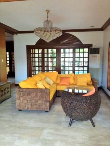 House and Lot, 4 Bedrooms for Rent in Ayala Alabang Village, Muntinlupa, Metro Manila, RHI-10236-A, Reality Homes Inc. - 7