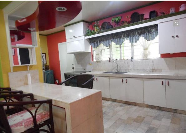 5 Bedroom Fullyfurnished House & Lot For RENT In Friendship Angeles City - 1