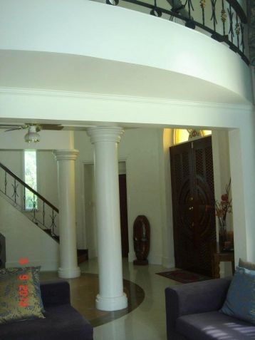 Fully Furnished ! Elegant House with pool For Rent - P150K - 1