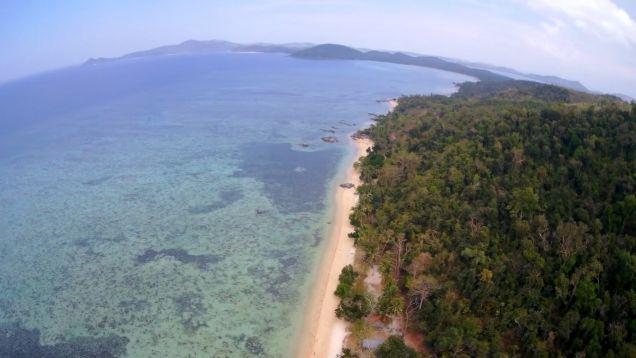 Unique Pristine Tropical Paradise For Sale Near Coron - 1