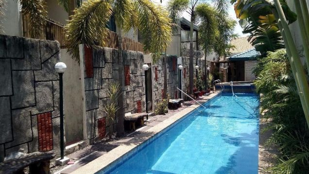 For Rent Three Bedroom Townhouse In Angeles city - 0