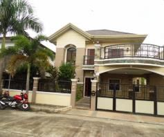 3BR For rent in Hensonville Angeles City - 55K - 7