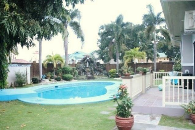Huge House for Rent with Private Swimming Pool in Angeles City - 2
