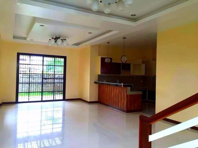 For Rent Four Bedroom Unfurnished House In Angeles City - 5