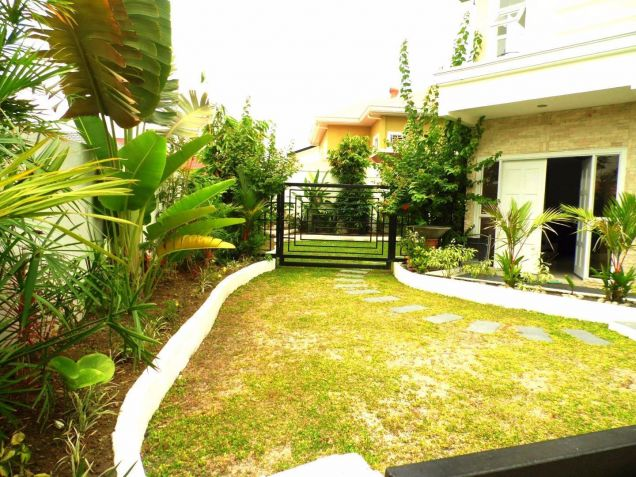 Fully Furnished (4)Bedroom House and Lot For Rent in Amsic - 0