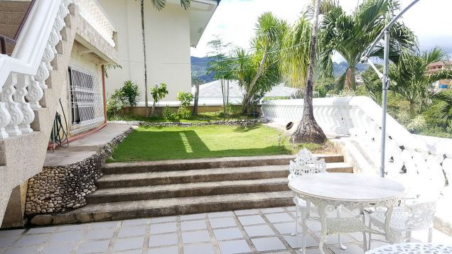 4 Bedroom House with Swimming Pool for Rent in Maria Luisa Estate Park - 9