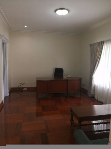 For Rent Renovated 5 Bedroom House and Lot Urdaneta Village Makati City - 1