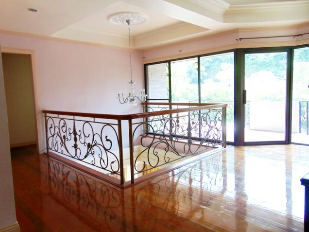Maria Luisa House for Rent in Banilad, Cebu City 5-Bedrooms and 3 car garage Un-furnished - 1