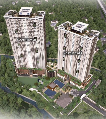 Zinnia Tower 1br in QC near Balintawak,Rooosevelt Mrt station, Sm North, Trinoma - 4