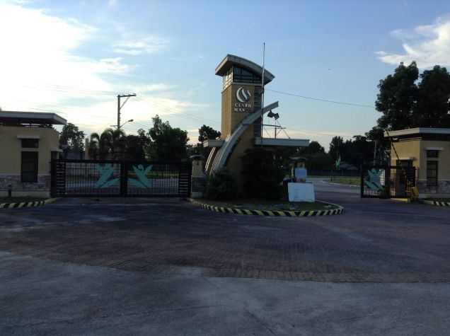Dau Mabalacat Pampanga Clark Manor Subd. 4 Vacant Lots for Rush Sale P3.2 M - 3