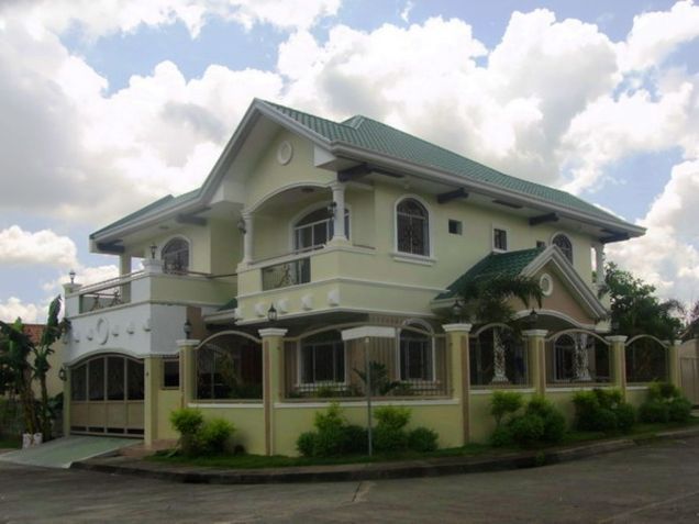 2-Storey House and Lot for Rent in San Fernando Pampanga  P40K - 0