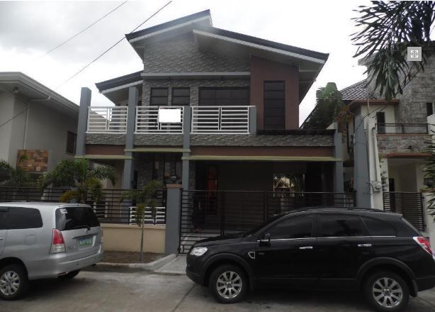 Modern 2 Storey House and lot for rent near SM Clark - 0