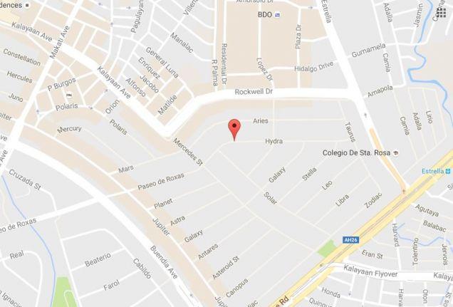 House and Lot fo Rent in Bel-Air, Makati, Code: COJ-HL - 630PA - 0