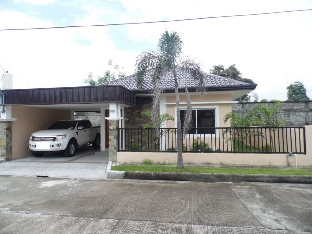 Bungalow House and Lot For Rent Near SM Clark @P30K - 0