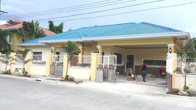 Bungalow house for rent in friendship @ 45K - 9