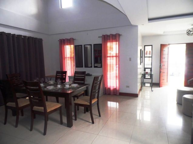 Two-Storey Furnished 3 Bedroom House & Lot For Rent In Hensonville Angeles City... - 3