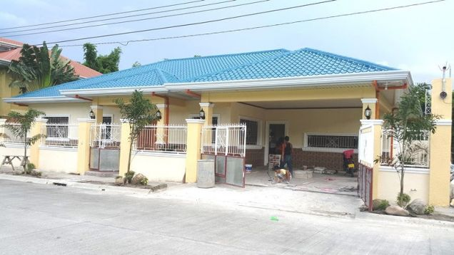 Bungalow house for rent in friendship @ 45K - 0