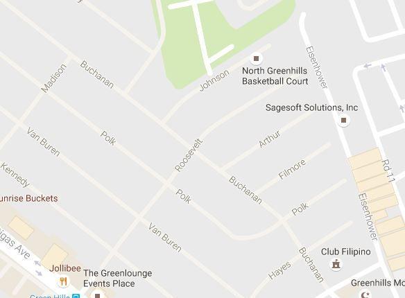 4 bedroom House and Lot fo Rent in Greenhills, San Juan, Code: COJ-HL - SJMV - 0