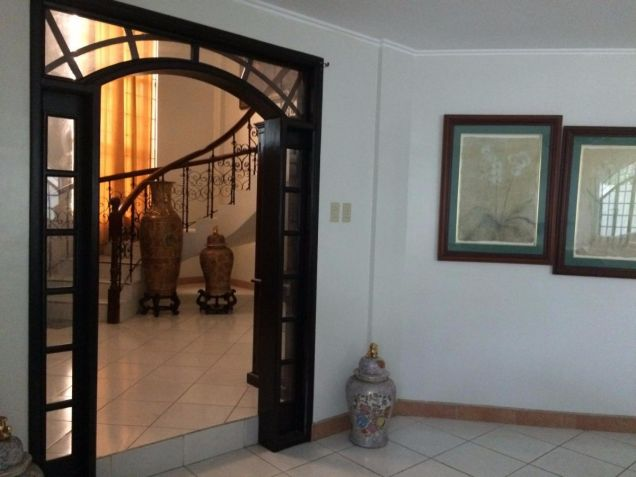Two Storey House for rent with 5 bedrooms in Balibago - 6