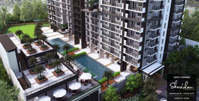 1bedroom 28sqm in Pioneer Edsa Boni, Sheridan Towers - 7