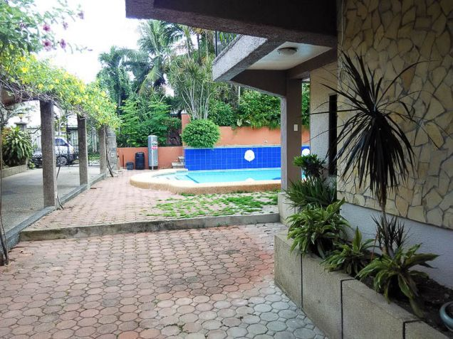 Large 4 Bedroom House with Swimming Pool for Rent in Cebu City Talamban Area - 7