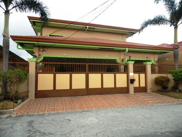 6 Bedroom W/ Pool Semi-Furnished House & Lot For RENT In Angeles City Near To Clark Free Port Zone - 3
