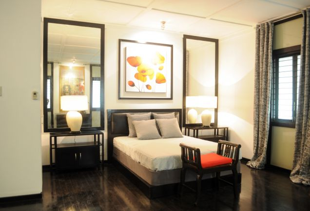 Fully furnished Four Bedroom for Rent in Magallanes Village Makati City - 1