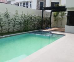 4 Bedroom House With Pool For Rent In Angeles City Pampanga - 5