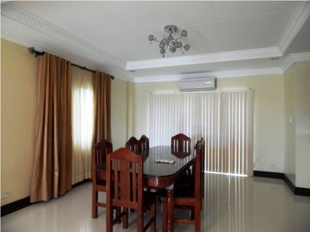 4 Bedroom Semi-furnished House and Lot for Rent in Angeles City - 9