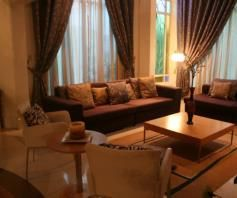 Fully Furnished Elegant House with pool for rent - P150K - 4