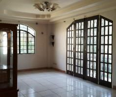 5 Bedroom Spacious House FOR RENT in Balibago @90k - 1