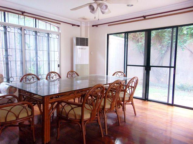 House for Rent in Banilad Cebu City 3-Bedrooms Furnished - 1