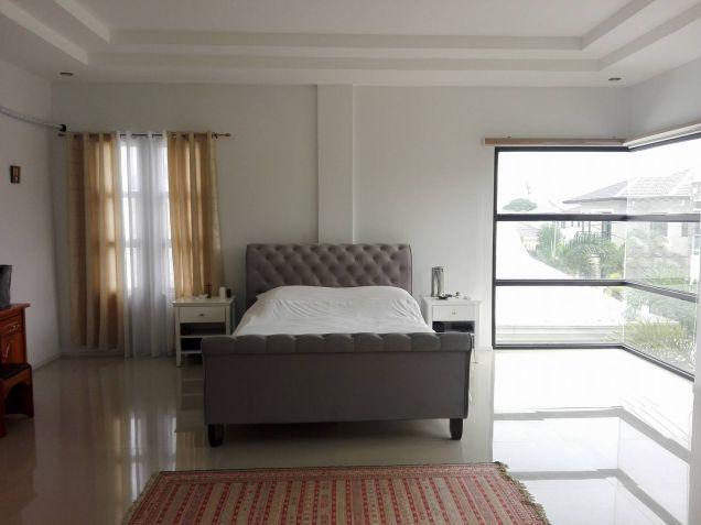 4 Bedroom House And Lot For Rent At Angeles City Near Clark - 4