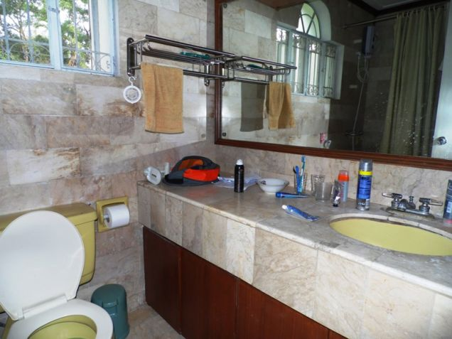 House and Lot for Rent in  Angeles City - 1