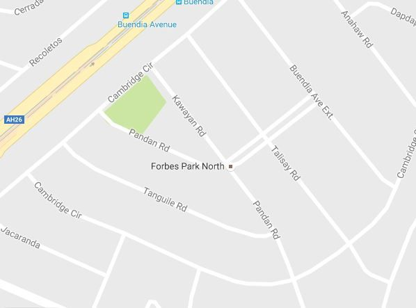 House and Lot fo Rent in Forbes Park, Makati, Code: COJ-HL - ANWJC - 0