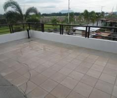 House and Lot for rent with 4Br in Angeles City- 100k - 4