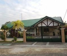 Furnished 3 Bedroom House and Lot with big yard for Rent in Angeles City - 0