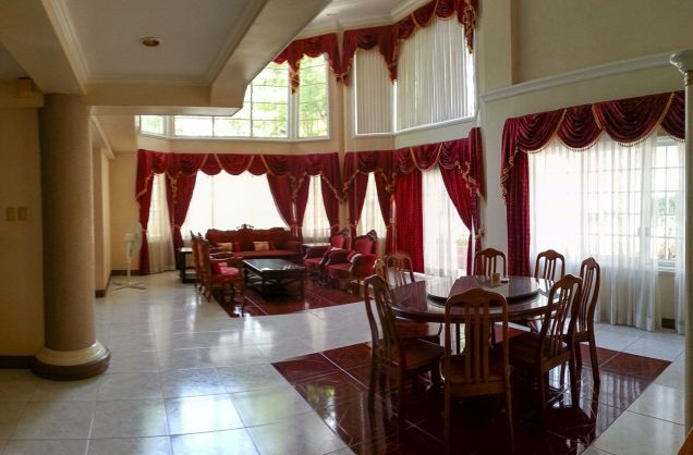Spacious 7 Bedroom House for Rent in North Town Homes Talamban - 0
