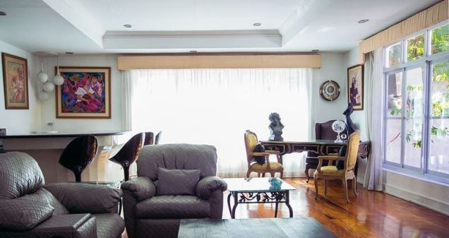 House and Lot for Rent in Urdaneta Village, Makati City, 4 Bedrooms(All Direct Listings) - 4
