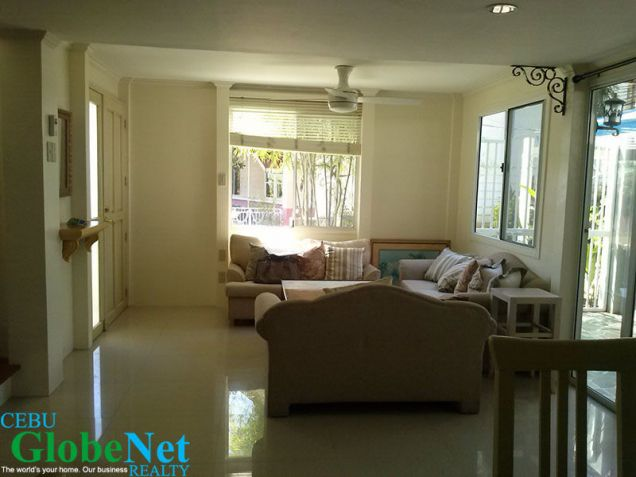 4 BR Furnished House for Rent in Garden Ridge Village Subdivision, Mandaue - 0