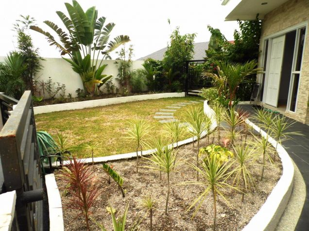Four Bedroom Fully Furnished House and Lot For Rent in Amsic - 5