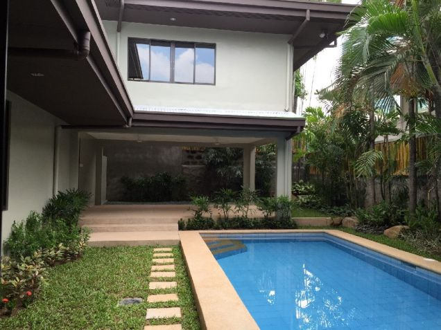 Renovated Makati House for Rent 270K - 0